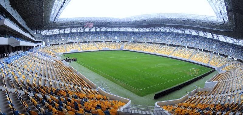 Стадиончик во Львовчике