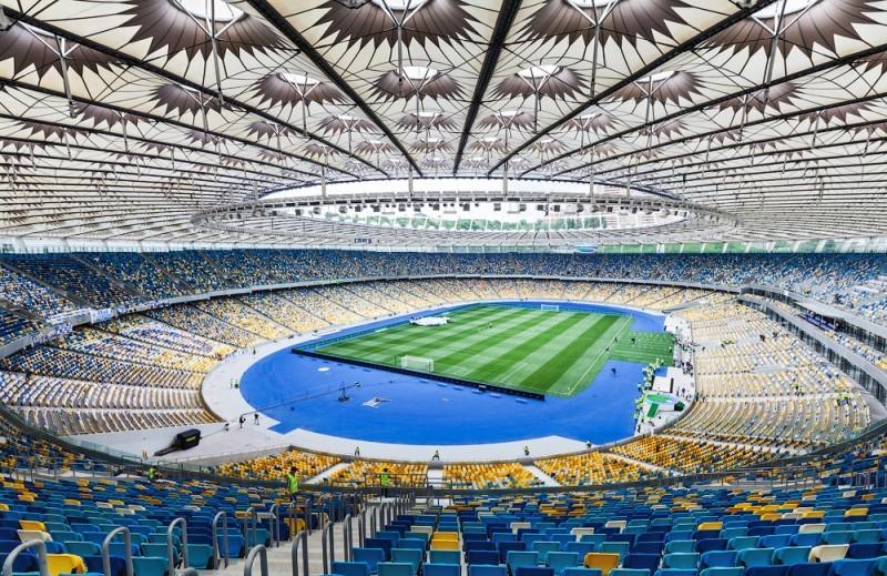 Стадиончик построенный легитимненьким